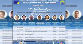 Webinar Series in NEXGEN TECHNOLOGIES